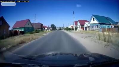 Смерть пешехода.