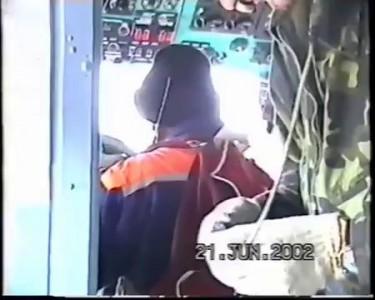 Спасение людей с помощью авиации!