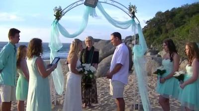 Fainting Bridesmaid, Puking Bride- One sick Sayulita Beach Wedding