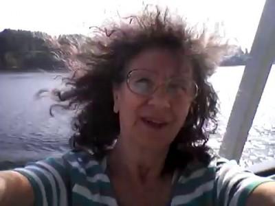 Селфи с ветром