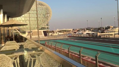 Кими на тестах ультра-софт резины в Абу-Даби