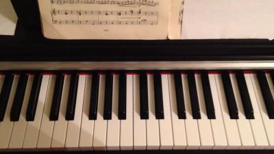 Вот это поворот. Фортепиано