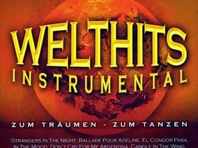VA - Welthits instrumental - CD 1 von 3