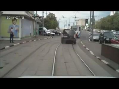 Дорожный беспредел