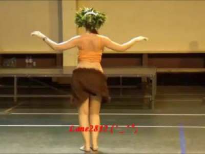 ★ MOENA M à RAIATEA ★©Lane2812 (Best Wonderful Dancer of Ote'a Vahine of Ori Tahiti)