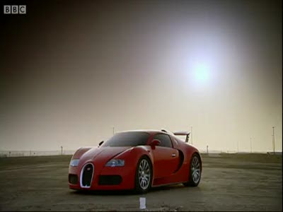 Bugatti Veyron vs McLaren F1 - Top Gear
