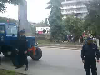 Гей парад  в Кишиневе