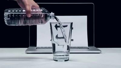 8 научных трюков с водой