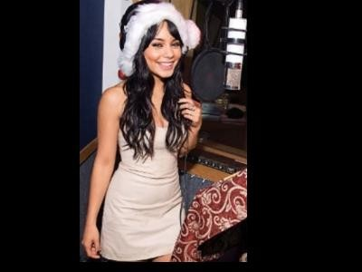 Vanessa Hudgens - Winter Wonderland