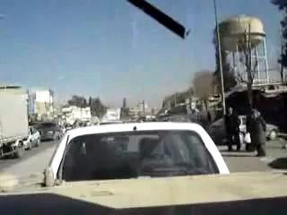 Как американцы ездят по Ираку