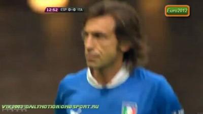 Испания-Италия 1-1