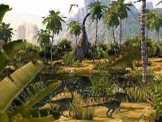 Динозавров не было