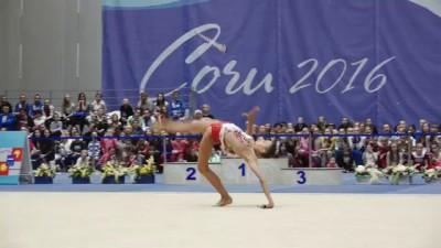 Alexandra Soldatova - Clubs(Apparatus Finals) RCh2016, Sochi