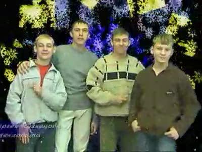 Стекловата - новогодняя песня