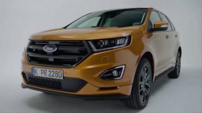 2016 Ford Edge Kritik #edge