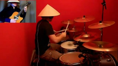 ★ Ewan Dobson ★ Time 2 ★ [ DRUM COVER by Zack B ]