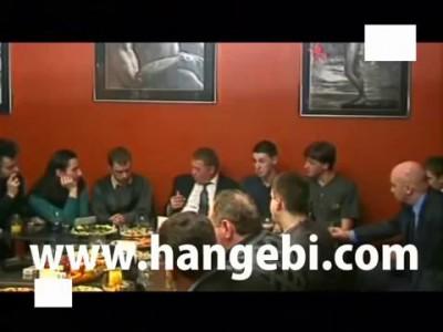 Жириновский в гей клубе