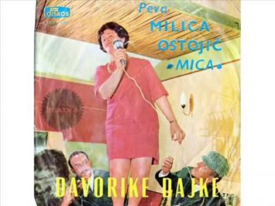 Milica Mica Ostojic - Trofrtaljka