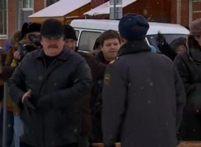 Шевчук на митинге в г. Йошкар-Ола 24.12.2011