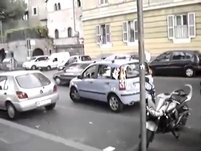 Парковочные игры с мотоциклом