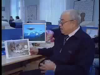 Евгений Бугров из Тюмени изобрёл летающую тарелку (Вайтману)