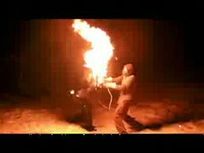 Огненная драка