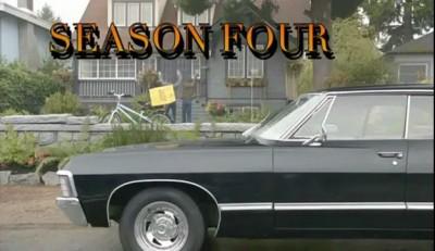 Сверхъестественное -- Приколы со съемок 4-го сезона.avi