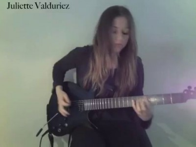Master of Puppets / One - Metallica (cover by Juliette Valduriez)