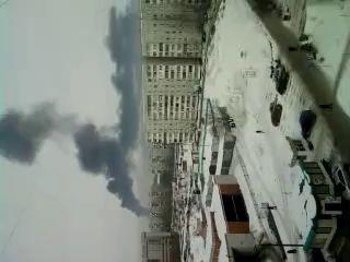 Взрыв на заводе СК. Омск 6 марта 2014