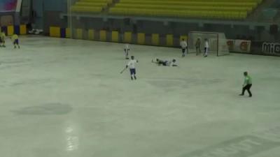 Украина- Монголия матч за 3 е место 14. 02. 16 .