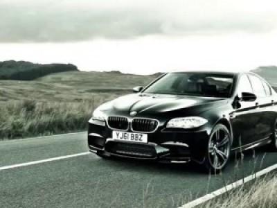 Новая BMW M5 F10