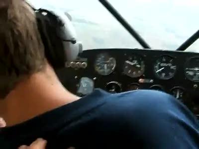 Шутка пилота