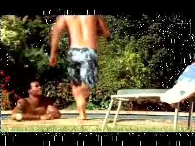 Прыжок в пустой бассейн