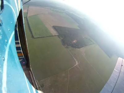 Прыжки с парашютом - 1
