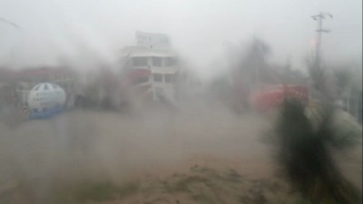 Непогода в Анталии