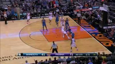 Top 5 NBA Plays: December 13th