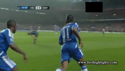 Челси-Наполи 1-0