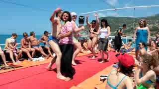 танец Ван Дамма