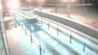 Нападение кавказцев на водителя в Курске