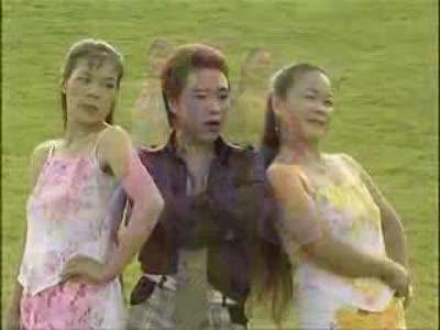 Песня китайских певцов