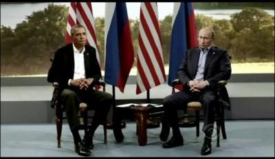 Путин ворует чайнички
