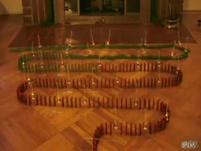 Новогодний прикол с колокольчиками