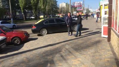 ДТП в Одесса