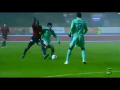 Osasuna vs Barcelona 1-2