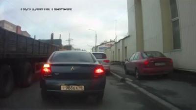 Объезд пробки - 2