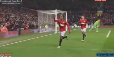 Манчестер Юнайтед - Рединг 2 - 1 голы (18.02.13)