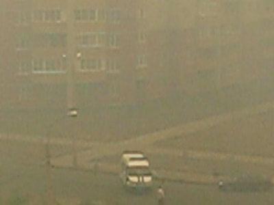 Воронеж в огне 1час после начала