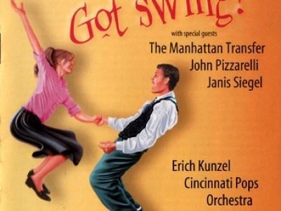 Erich Kunzel, Cincinnati Pops Orchestra - Got Swing