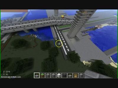 Minecraft. С-Петербург (3)