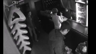 Драка в баре Бочка. Петрозаводск